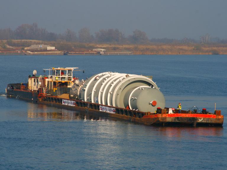 Przewozy ładunków ponadgabarytowych i sztuk ciężkich